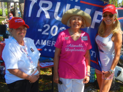 Sarasota Trump W4TrumpSM Adorable Deplorables