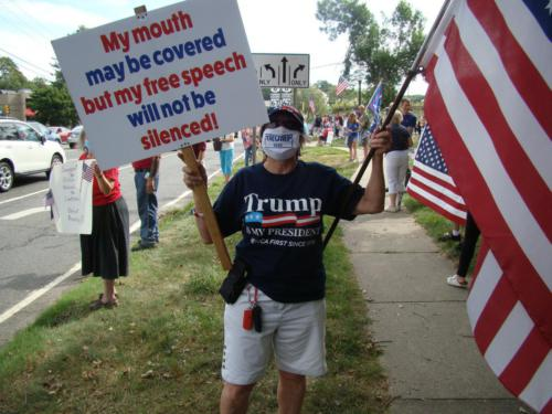 American Freedom Rally – Southbury, CT